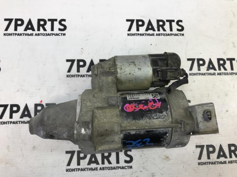 Стартер Honda Zest JE1 P07A
