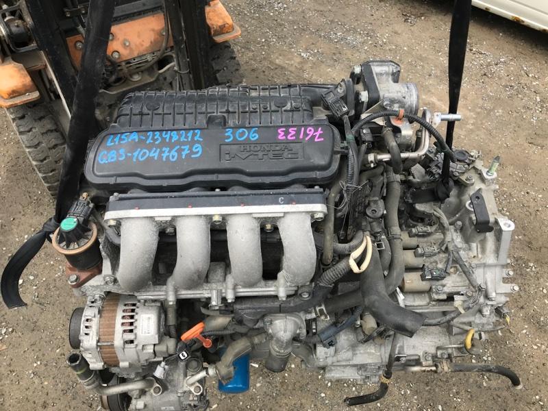 Двигатель Honda Freed GB3 L15A 2008