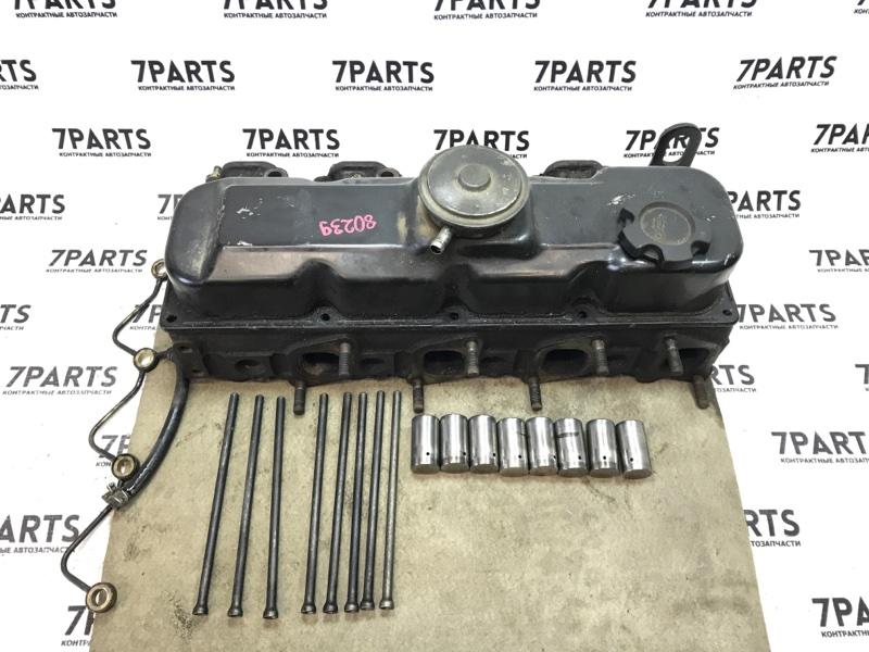 Головка блока цилиндров Nissan Atlas AMF22 TD27