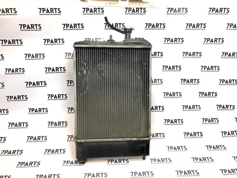 Радиатор двс Nissan Otti H92W