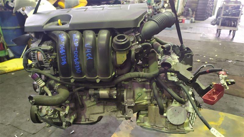 Двигатель Toyota Wish ZGE20 2ZRFAE 2010