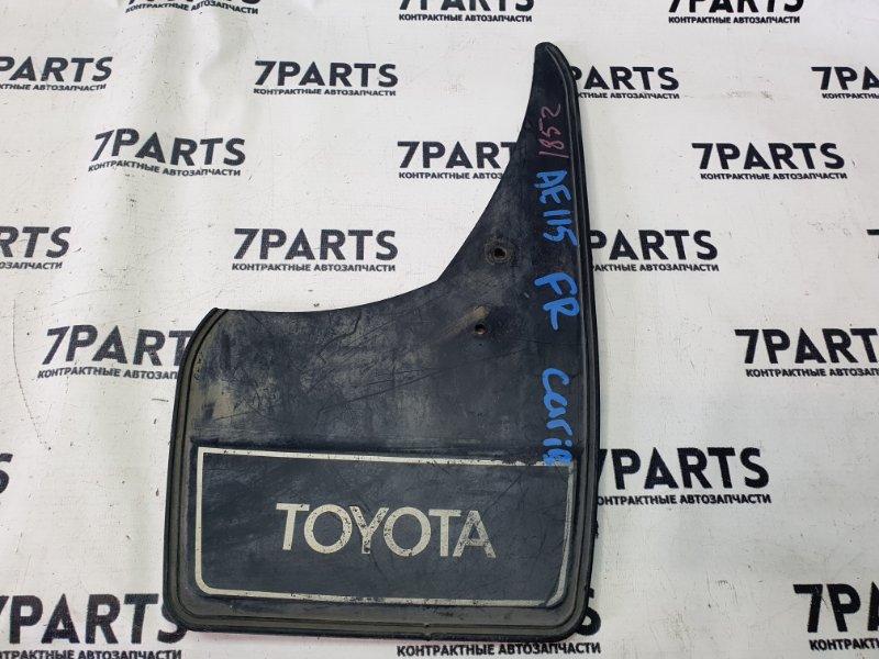 Брызговик Toyota Sprinter Carib AE115 передний правый