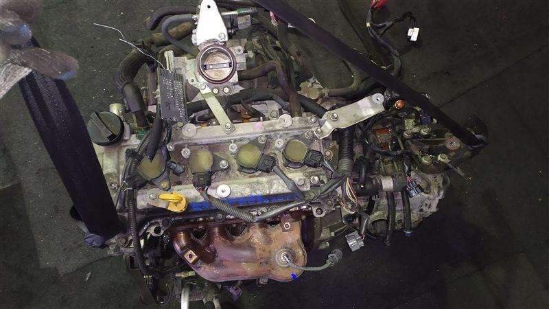 Двигатель Toyota Bb QNC21 3SZVE 2006