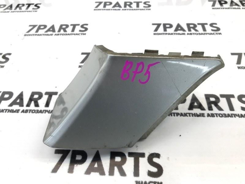Заглушка буксировочного крюка Subaru Legacy BP5 передняя