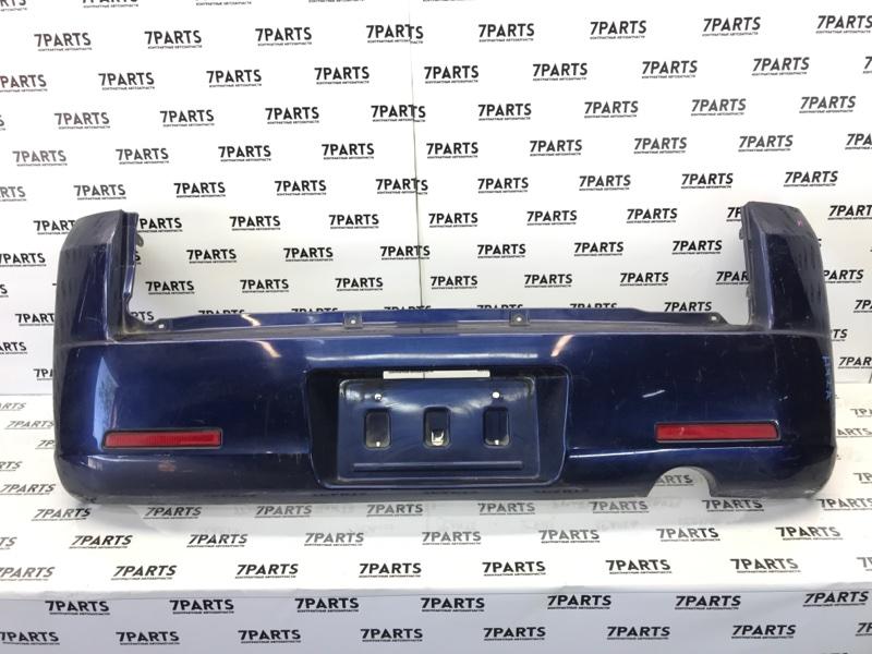 Бампер Mitsubishi Toppo Bj H42A 2001 задний