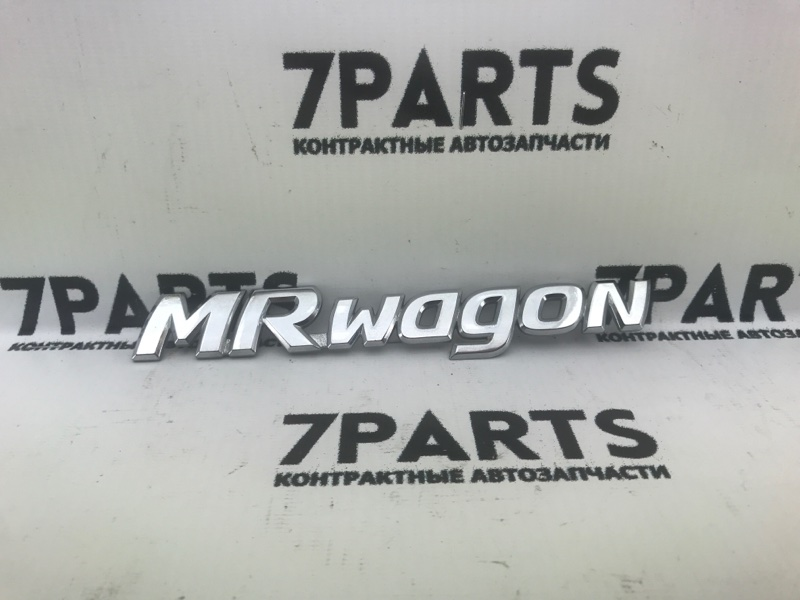Эмблема Suzuki Mr Wagon