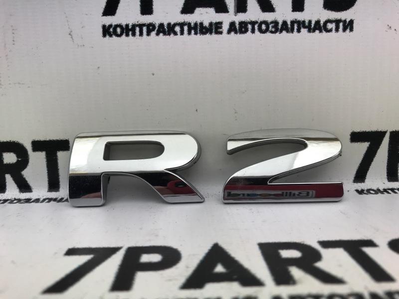 Эмблема Subaru R2