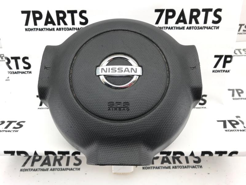 Airbag на руль Nissan Cube BZ11 CR14DE 2003