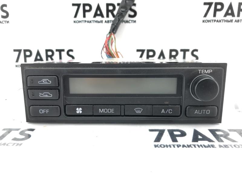 Климат-контроль Nissan Bluebird Sylphy TG10 QR20DD 2005