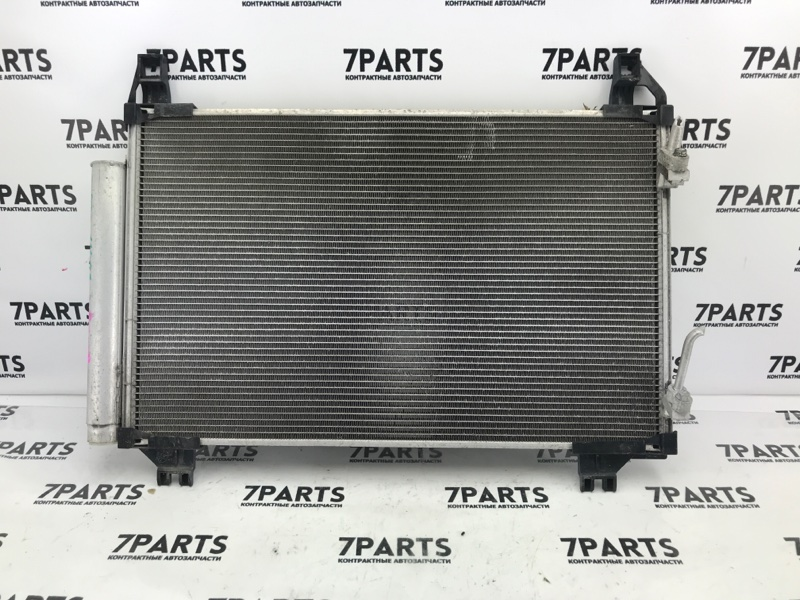 Радиатор кондиционера Toyota Vitz SCP90 2SZFE 2009