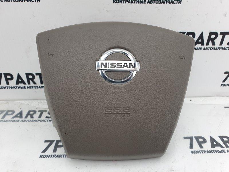 Airbag на руль Nissan Presage TU31 QR25DE 2007