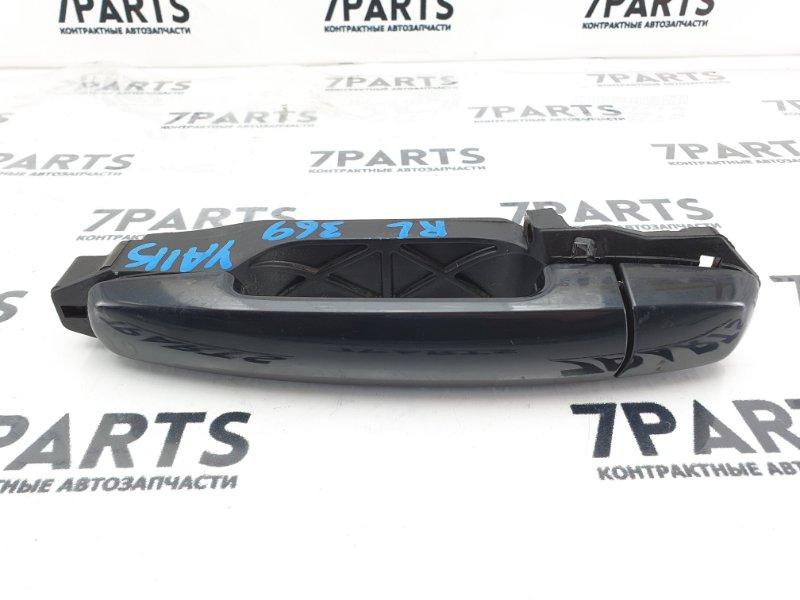 Ручка двери Suzuki Sx4 YA11S M15A 2006 задняя левая