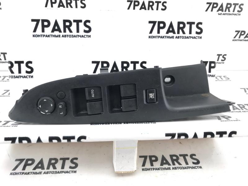 Блок упр. стеклоподьемниками Mazda Demio DE3FS ZJ 2011 передний правый