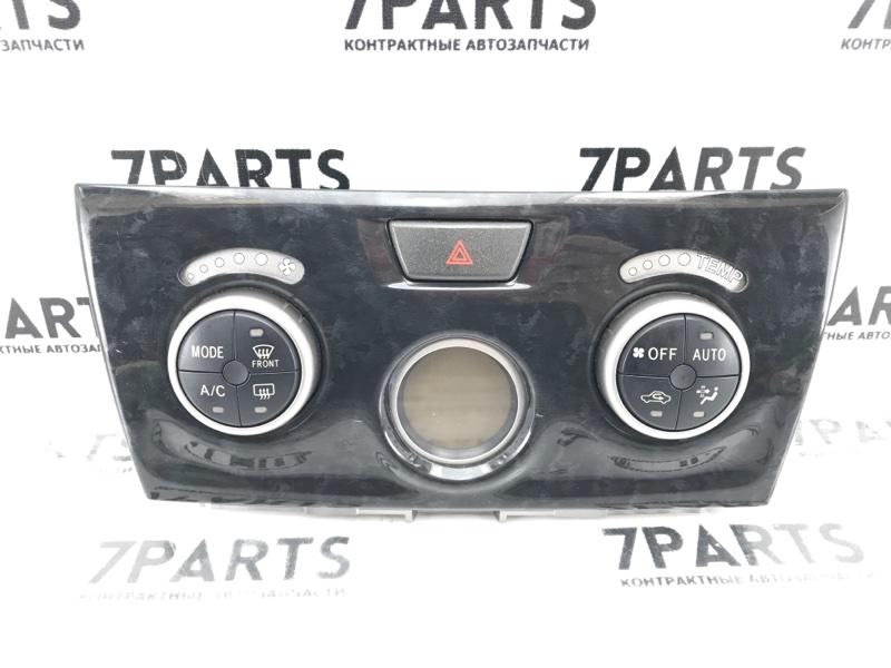 Климат-контроль Toyota Bb QNC21 3SZVE 2006