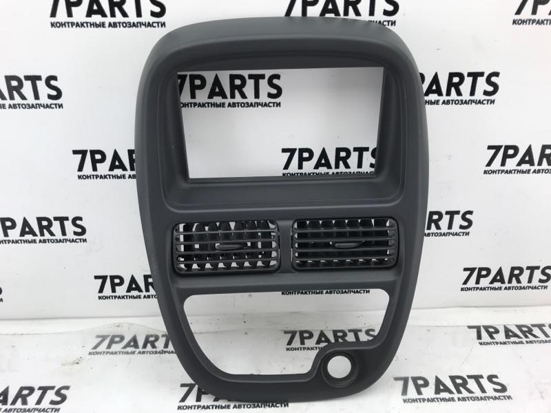 Консоль магнитофона Subaru Pleo RA1 EN07U 2003