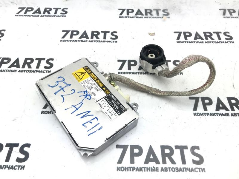 Блок ксенона Toyota Wish ANE11 1AZFSE 2003 передний правый