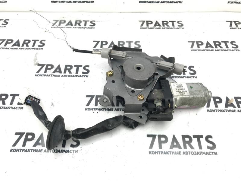 Мотор стеклоподъемника Nissan Teana J31 VQ23DE 2003 передний правый