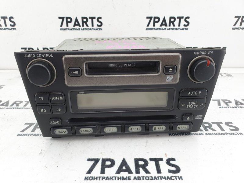 Магнитофон Toyota Altezza SXE10 3SGE 2001