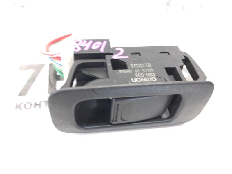 Блок упр. стеклоподьемниками Suzuki Kei HN22S K6A 2003 задний левый