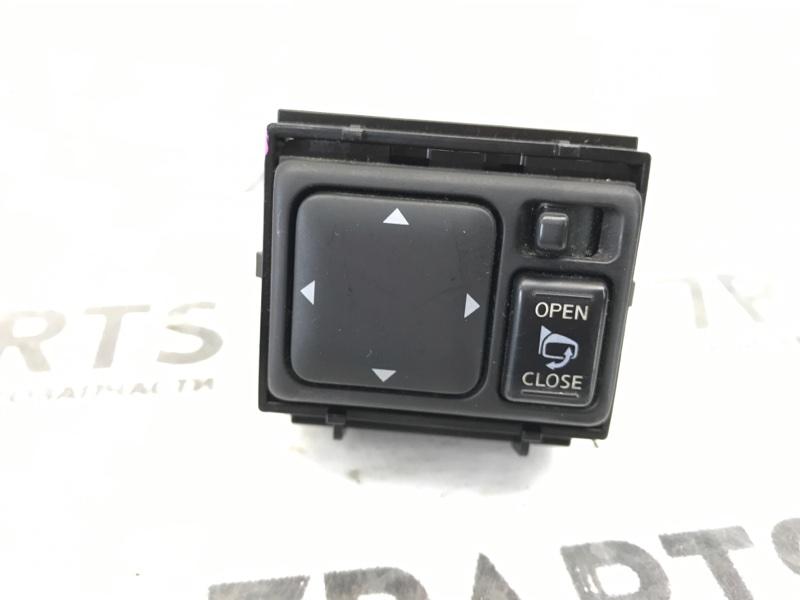 Блок управления зеркалами Nissan Lafesta B30 MR20DE 2005