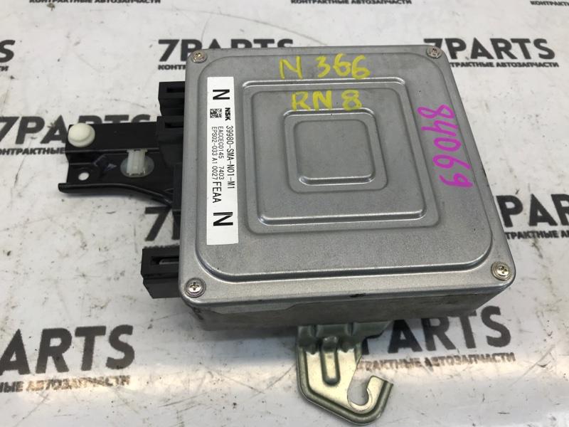 Блок управления рулевой рейкой Honda Stream RN8 R20A 2007