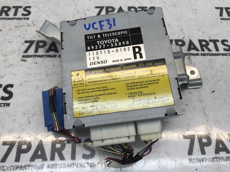 Блок управления Toyota Celsior UCF31 3UZFE 2001