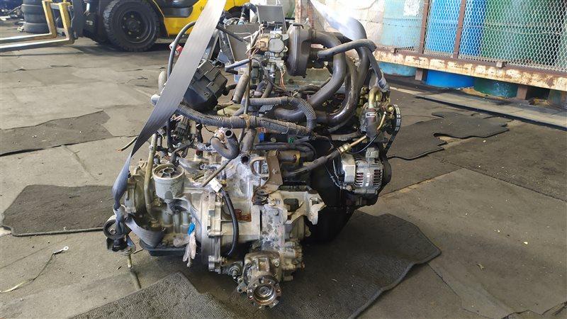 Двигатель Toyota Duet M110A EJ-DE 1999