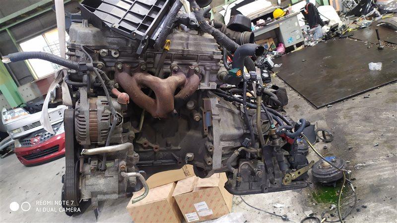 Двигатель Nissan Wingroad WFY11 QG15DE 2005