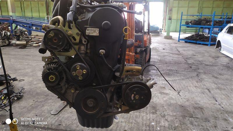 Двигатель Toyota Duet M100A EJ-VE 2003