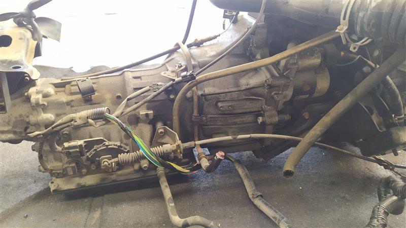 Акпп Mazda Bongo Friendee SGEW FE-E 2001