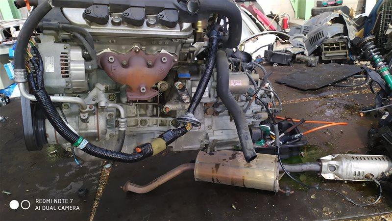 Двигатель Honda Odyssey RA8 J30A 2003