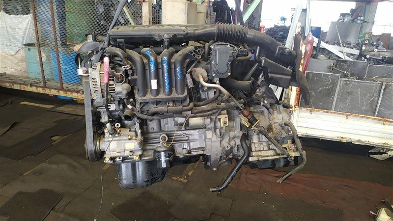 Двигатель Mazda Demio DY3W ZJ-VE 2005