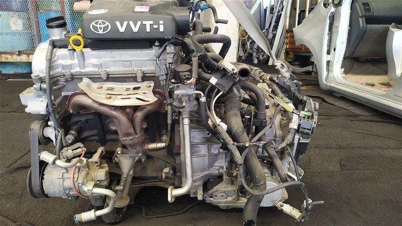 Двигатель Toyota Ractis SCP100 2SZFE 2007