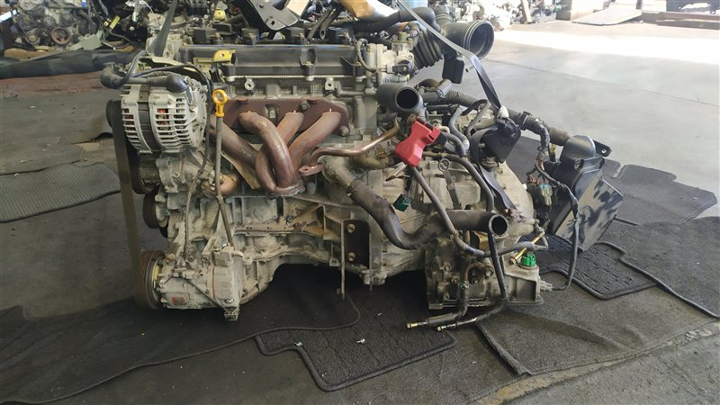 Двигатель Nissan Bluebird Sylphy TG10 QR20DD 2005
