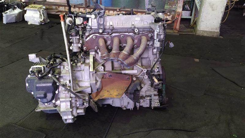 Двигатель Mazda Premacy CREW LF-VD 2008