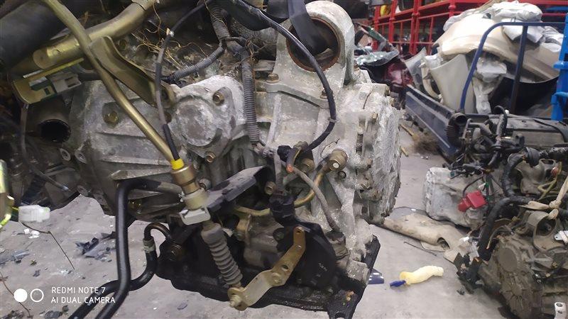 Акпп Nissan Presage TU31 QR25DE 2004