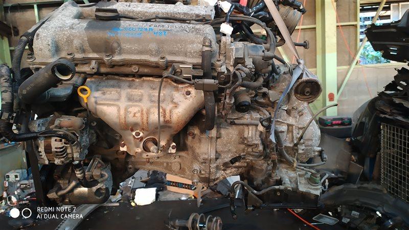 Двигатель Nissan Avenir PW11 SR20DE 1998