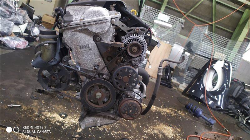 Двигатель Toyota Bb NCP31 1NZFE 2000