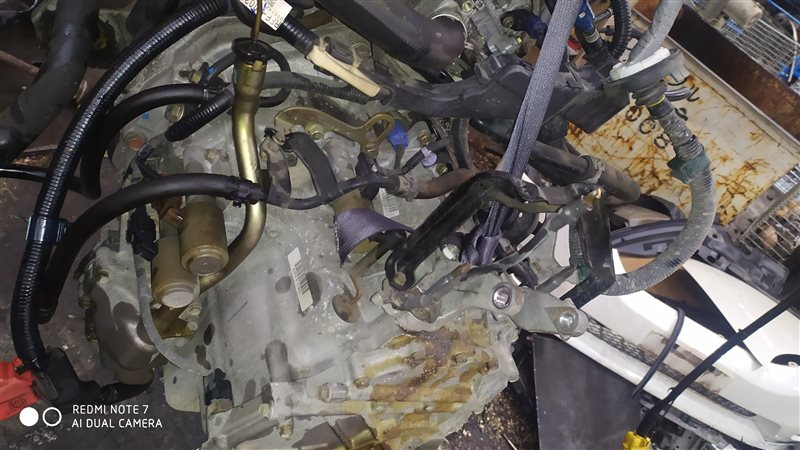 Акпп Honda Odyssey RB1 K24A 2003