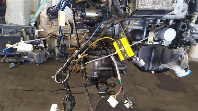 Двигатель Nissan March K11 CG10DE 1997
