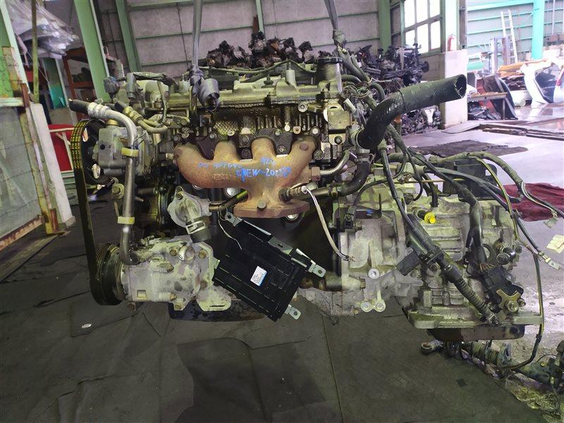 Двигатель Mazda Premacy CPEW FS-DE 2003