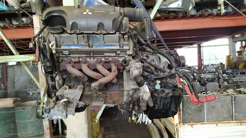 Двигатель Mitsubishi Colt Z25A 4G19 2003
