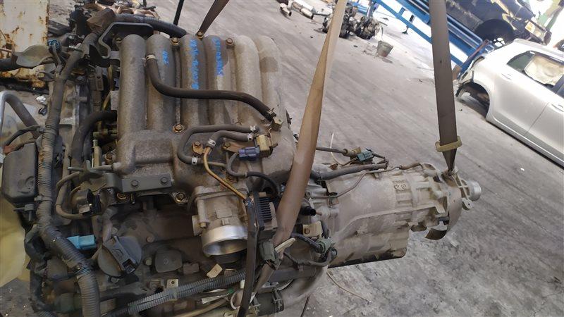 Двигатель Nissan Elgrand E51 VQ35DE 2004