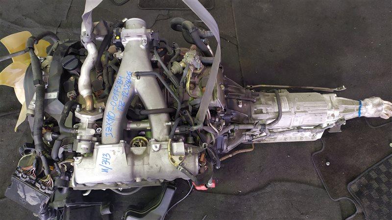 Двигатель Toyota Mark Ii Wagon Blit JZX110 1JZFSE 2003