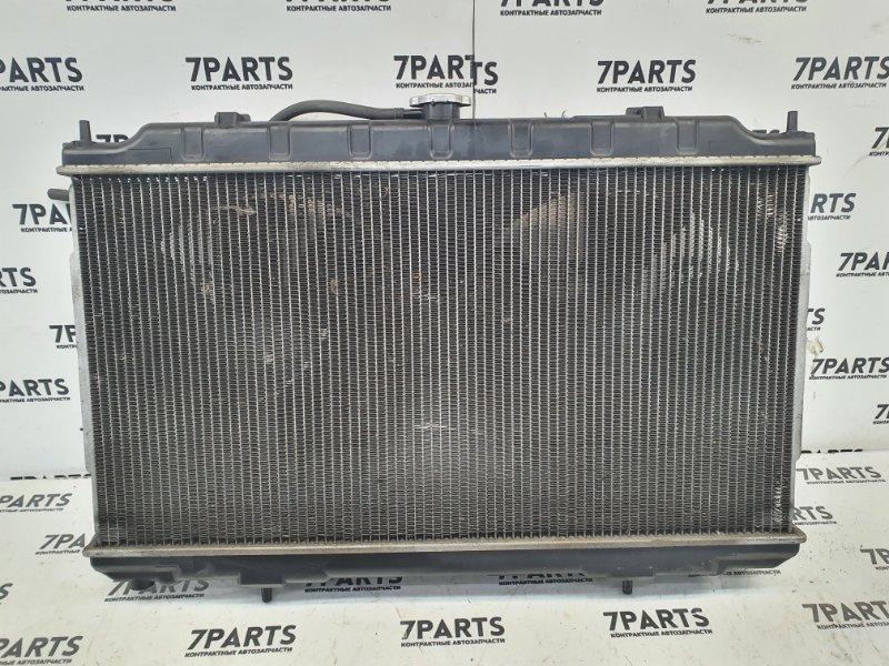 Радиатор двс Nissan Wingroad WFY11 QG15DE 2005