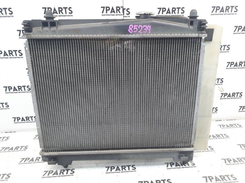 Радиатор двс Toyota Vitz KSP90
