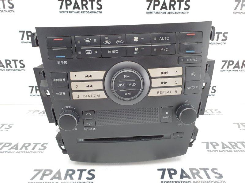Климат-контроль Nissan Teana J31 VQ23DE 2004