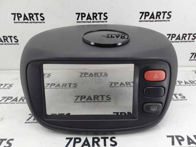 Консоль магнитофона Nissan Serena PC24 SR20DE 2001