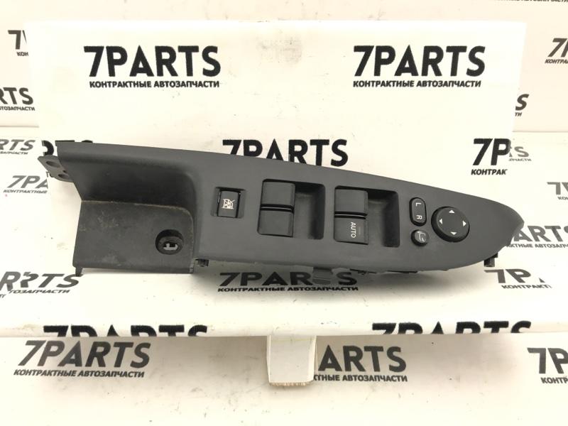 Блок упр. стеклоподьемниками Mazda Demio DE3AS ZJ-VE 2009 передний правый