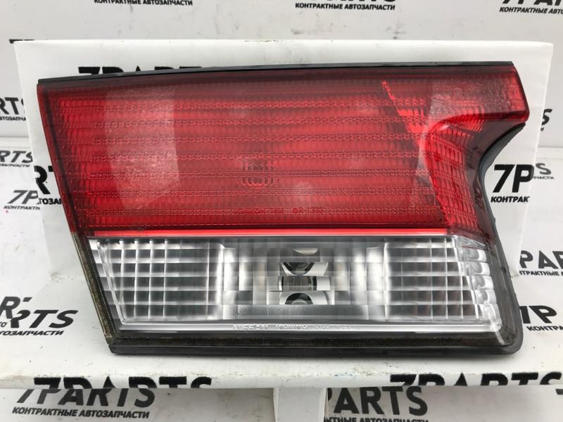 Стоп-вставка Nissan Sunny FB15 QG15DE 2001 задняя левая